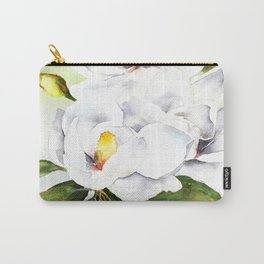 Magnolia 1 Carry-All Pouch