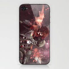 Shepard + Husk iPhone & iPod Skin