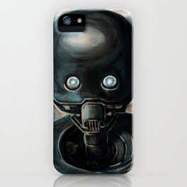 K2-SO Portrait iPhone Case