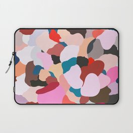 petals: abstract painting Laptop Sleeve