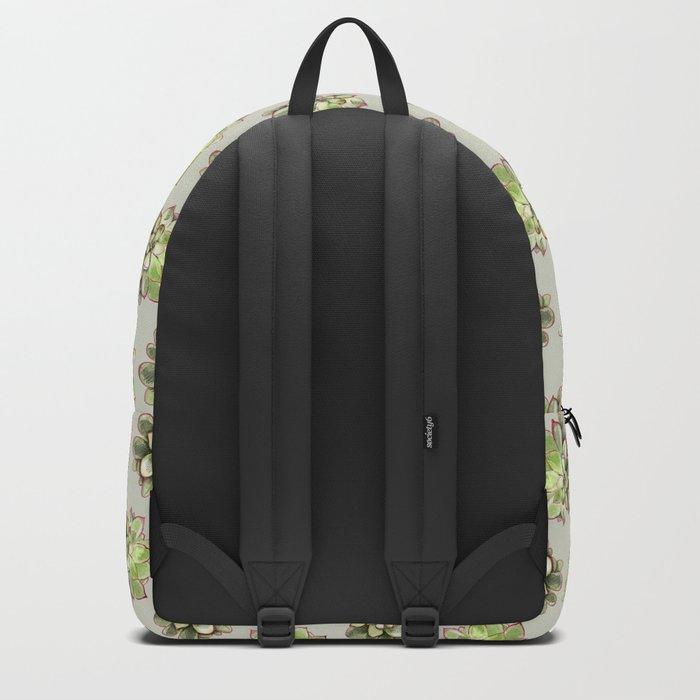 Echeveria Backpack