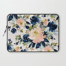 LANGUID AF Romantic Sexy Floral Laptop Sleeve
