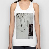 kpop Tank Tops featuring Blood Bag by Ahri Tao