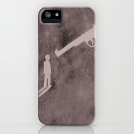 The Belly of the Beast iPhone Case