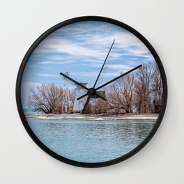 Prince Edward Point Lighthouse Wall Clock