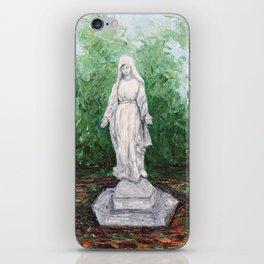 Gloria's Garden iPhone Skin