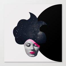 Souffle de Cheveux Canvas Print