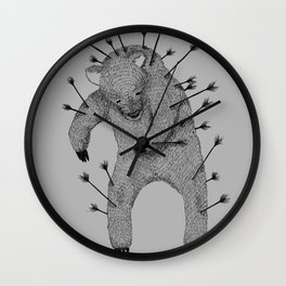 Life and Love Wall Clock