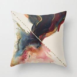 SMOOCH Throw Pillow