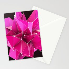 Nik Abstract 3D Stationery Cards