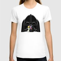 dark side T-shirts featuring Dark Side by AWOwens