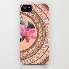 The Lotus Series - Resilience iPhone Case