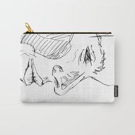 Publicly indecent  Carry-All Pouch