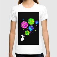 bubbles T-shirts featuring Bubbles by Finlay McNevin