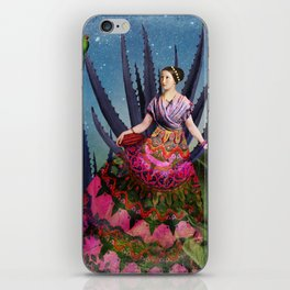 Blue Agave and Cacao iPhone Skin