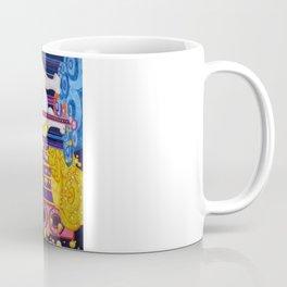 Red Head Klimt Coffee Mug