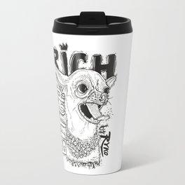 RICH BITCH Travel Mug