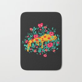 PIZZA GARDEN Bath Mat
