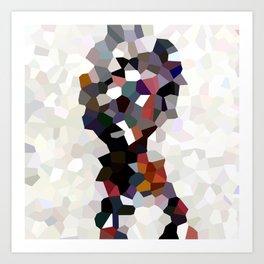 Geometric Anatomy Art Print