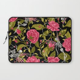 Death of Summer (black and rose) Laptop Sleeve