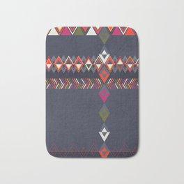 Tribal Pattern 25 Bath Mat