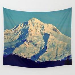 MT. HOOD - AT TWILIGHT Wall Tapestry