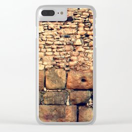 Bigger or better Clear iPhone Case