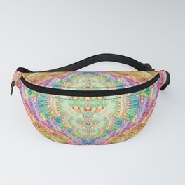 Psychedelic Journey GOA 1 Fanny Pack