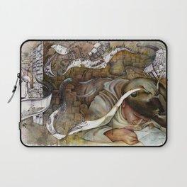 Ants/Shopping  Laptop Sleeve