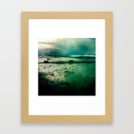 UP NORTH02 Framed Art Print