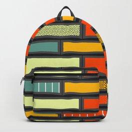 Joyful rectangles Backpack
