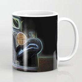 Fractal car vintage car4 Coffee Mug