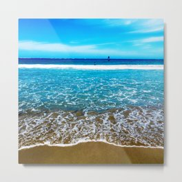 SeaView Metal Print