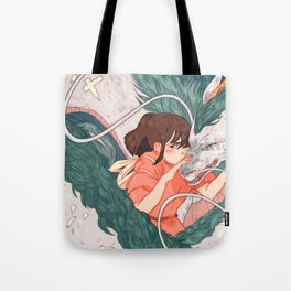 Only Love Can Break a Seal Tote Bag