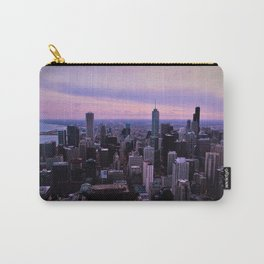 Chicago Sunsets Carry-All Pouch