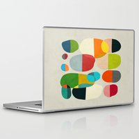 pills Laptop & iPad Skins featuring Jagged little pills by Picomodi