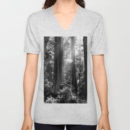 Evening Light Unisex V-Neck