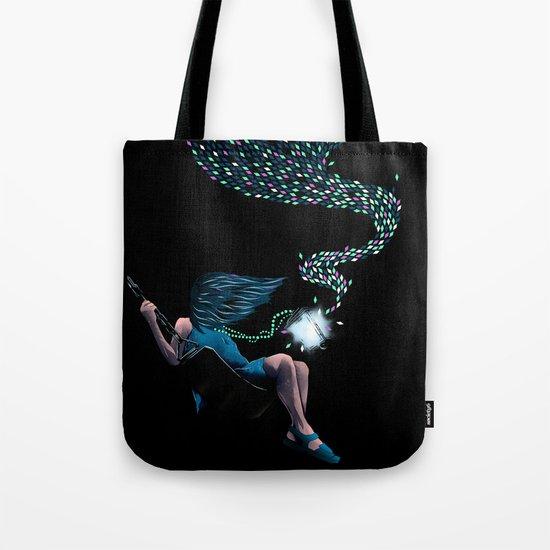 Aurora's Lights Tote Bag