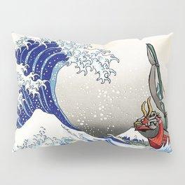 Legend of Zelda Great Wave Windwaker Pillow Sham