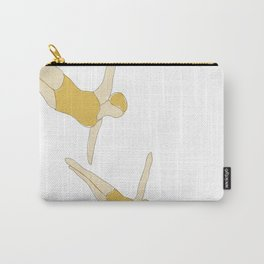 Synchronized Swimmers Carry-All Pouch