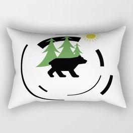 Graphic B2 Rectangular Pillow