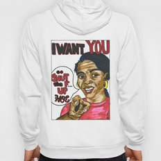 I WANT YOU: a call to the people Hoody