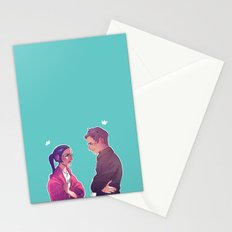 Partners in crime Stationery Cards