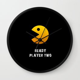 ready player two Wall Clock
