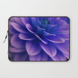 purple dahlia Laptop Sleeve