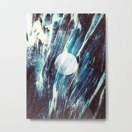 Time Warp Metal Print