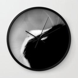 cat jess Wall Clock