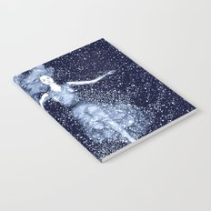 Starlight Swimmer Notebook