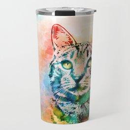 Cat 643 Travel Mug