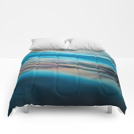 Oily Reflection Comforters